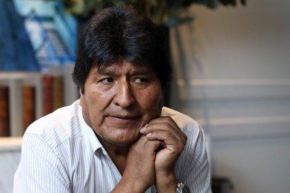 El expresidente de Bolivia, Evo Morales (ZUMA PRESS / CONTACTOPHOTO)
