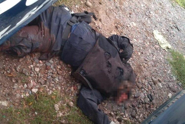 En la emboscada a policías en Aguililla fallecieron 14 elementos de seguridad (Foto: archivo)