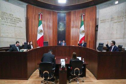 Sala Superior del Tribunal Electoral del Poder Judicial de la Federación (Foto: Archivo)
