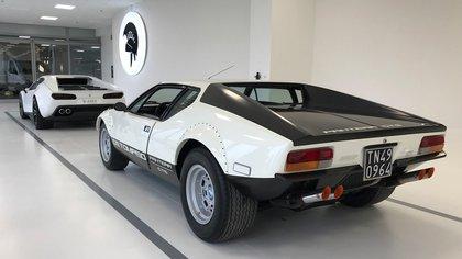 """El """"Project Panther"""" eroga más de 600 caballos de potencia, gracias a un motor situado en posición central asociado a una transmisión de doble embrague con siete velocidades y a un sistema de tracción total"""