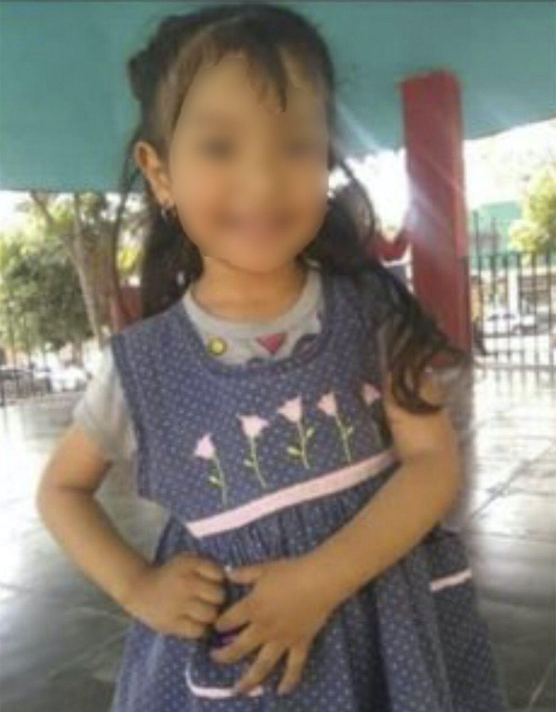 caso niña Isabel (Foto: Twitter@c4jimenez)