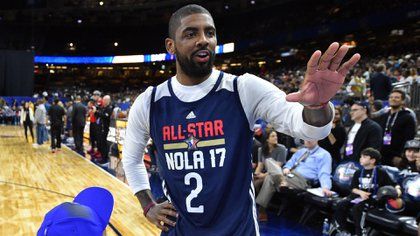 Kyrie Irving (Reuters)