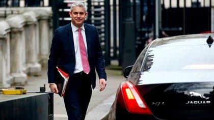 """Steve Barclay, secretario del """"Brexit"""" (Reuters)"""