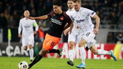 Érick Gutiérrez se perderá el resto de la temporada con el PSV Eindhoven