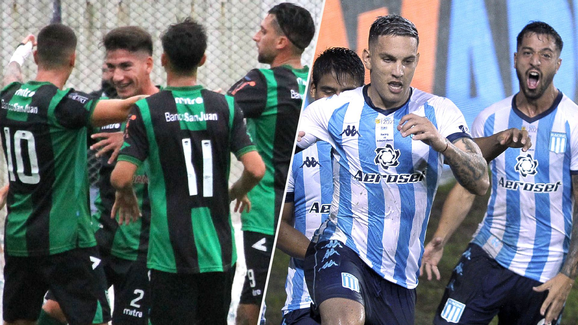 previa Copa Argentina - San Martin San Juan vs Racing