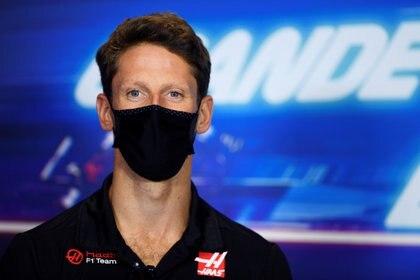 Romain Grosjean se refirió acerca de los salarios a mediados de año