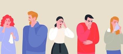 el 87% esbozó inquietudes por sufrir algún problema de salud propio o en el núcleo familiar y no recibir la atención adecuada (Shutterstock)