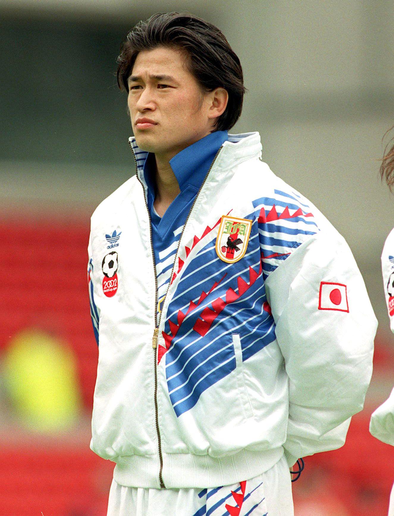 Miura fue la cara de la selección japonesa durante varios años y fue clave para la clasificación al Mundial de Francia 98 (Shutterstock)