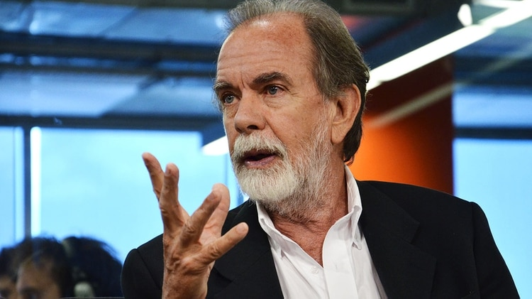 Javier González Fraga, uno de los acusados por la UIF (Foto: Martín Rosenzveig)