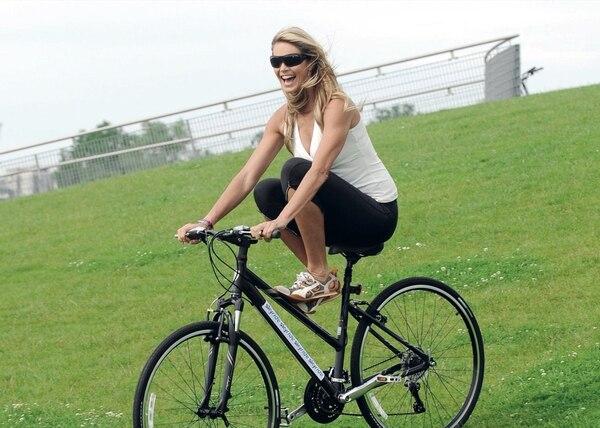 Biciterapia la mejor manera para aliviar el estrés y entrenar