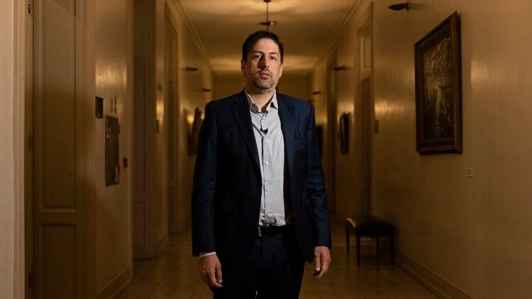 El ministro descartó la suspensión de clases para todo el año (Adrián Escandar)