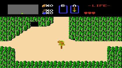 El primer The Legend of Zelda encerraba mucha magia en pocos píxeles.