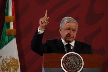 El presidente Andrés Manuel López Obrador dijo que Donald Trump, le informó que EEUU absorberá el recortre de 250,000 bdp en lugar de México (FOTO: MOISÉS PABLO/Cuartoscuro)