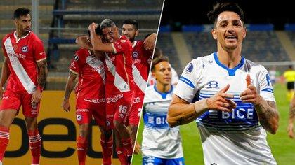 Argentinos Juniors recibe a la Universidad Católica con la chance de clasificar la próxima ronda de la Copa Libertadores: hora, TV y formaciones