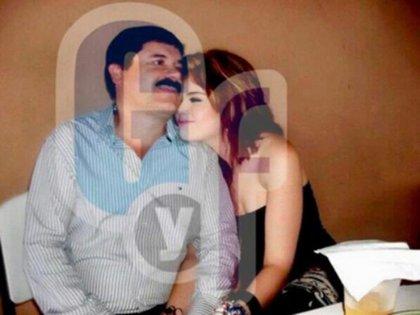 Valeria Quiroz vive con su actual esposo en California y dice que ya no quiere hablar del capo del Cártel de Sinaloa (Foto: captura de pantalla/ Univision)