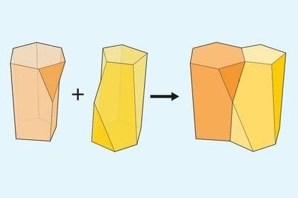 Δημιούργησαν ένα μαθηματικό μοντέλο για έναν σωλήνα με βάση τα διαγράμματα Voronoy