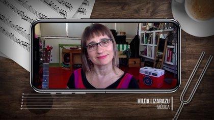 Hilda Lizarazu, otra de las que pasó por el programa