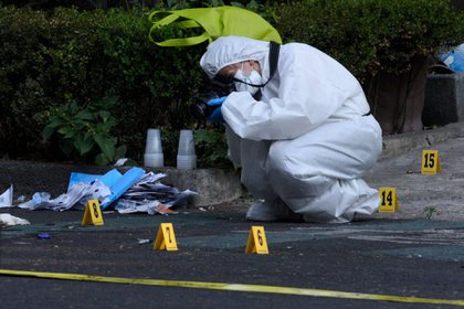 Martín Rodríguez Sánchez, president of the International Council of Entrepreneurs (CIE) and his bodyguard were killed during a direct attack (Photo: MARIO JASSO / CUARTOSCURO)