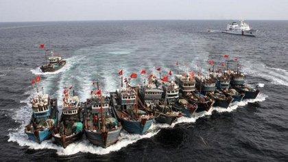 La Milicia Marítima de China nació a fines de la década del 50