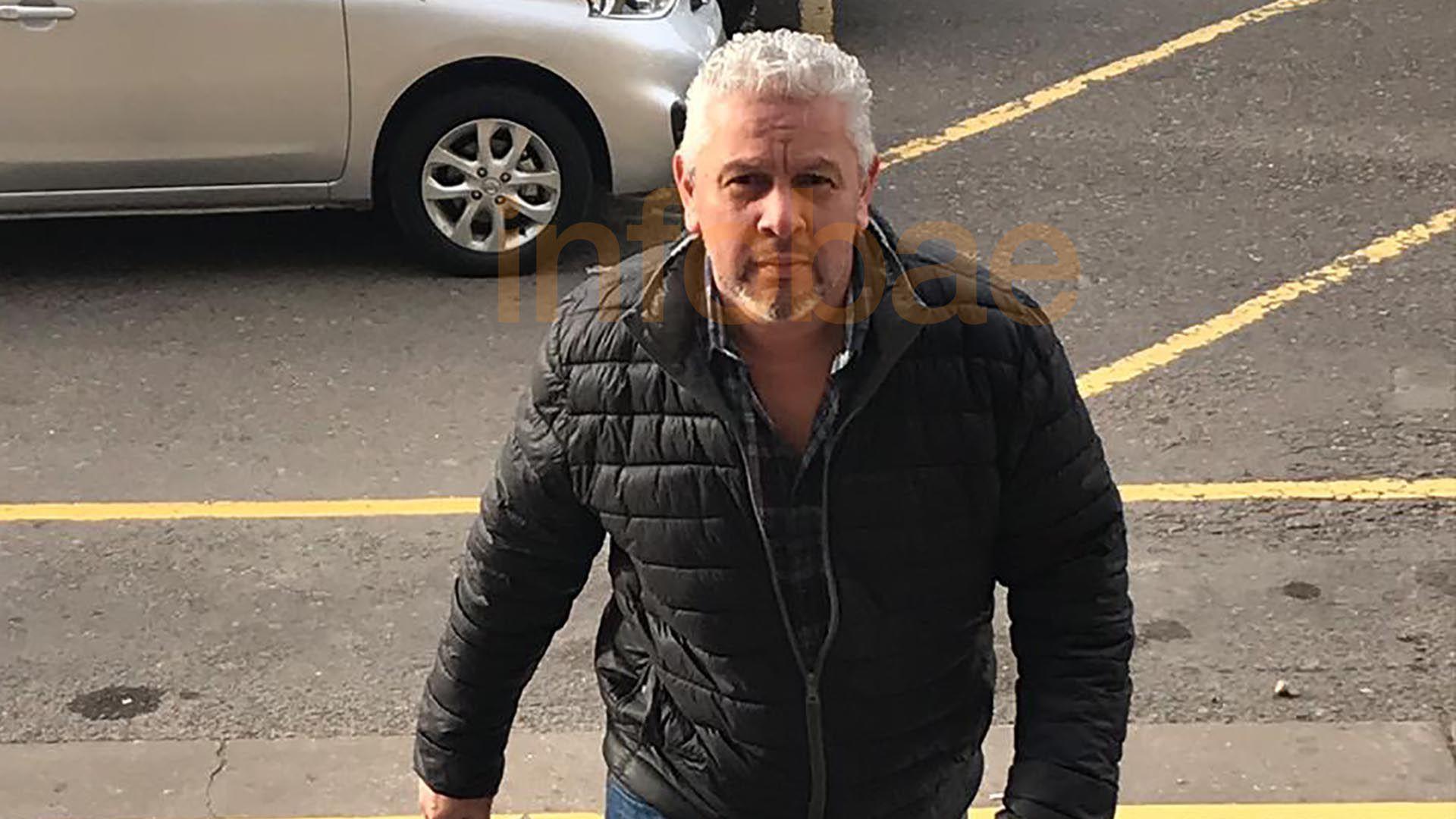Gutiérrez quedó este lunes procesado sin prisión preventiva por lavado de dinero agravado junto a una docena de personas.