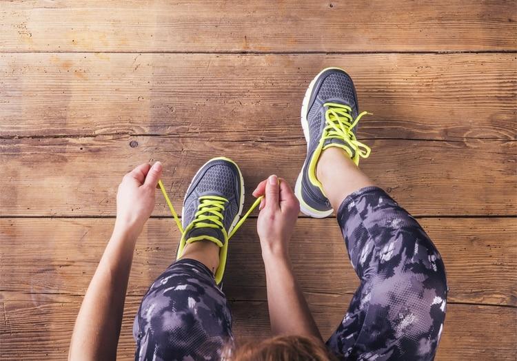 El ejercicio físico es clave para sentirse bien. (Shutterstock)