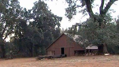Décadas después, así está la famosa casa de la célebre familia.