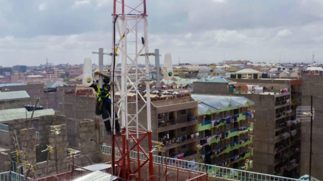El despliegue del Proyecto Taara se iniciará en Kenia