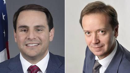 Carlos Trujillo y Gonzalo Koncke