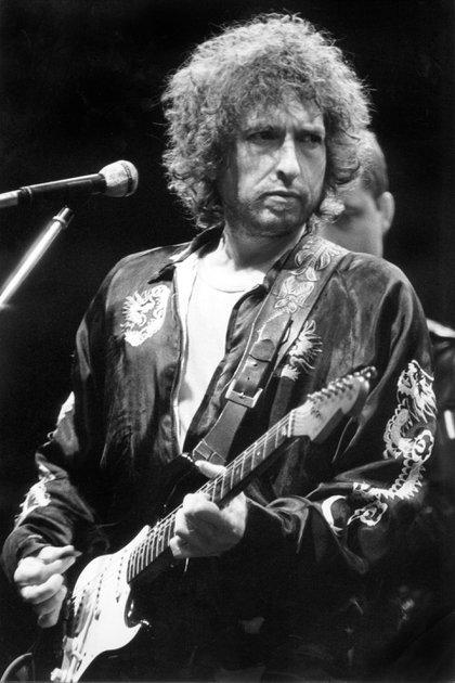 Bob Dylan en un concierto en Munich, Alemania (AFP / DPA / Frank Leonhardt)