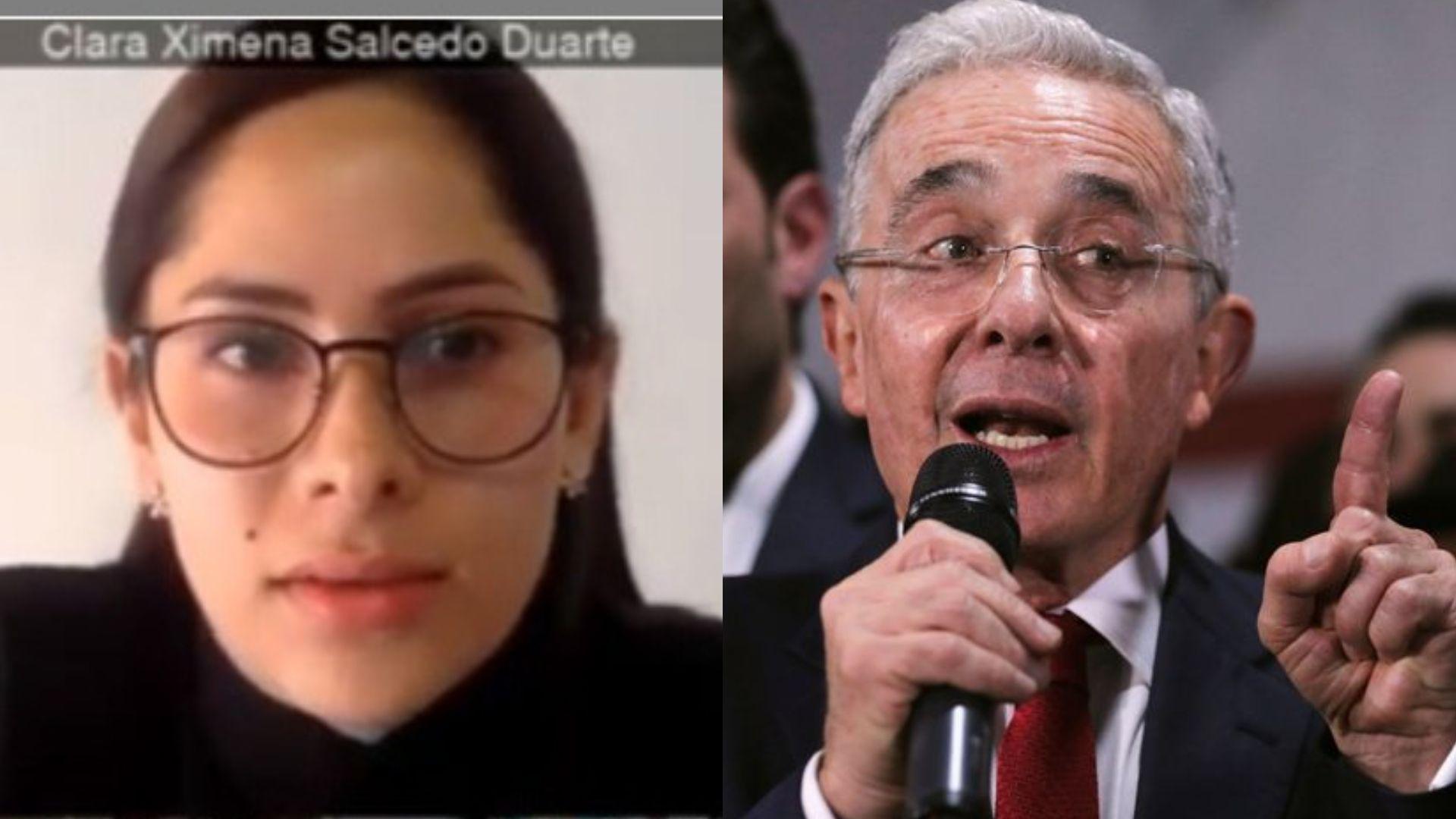 Juge de cas Uribe