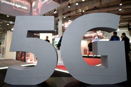 La red 5G comenzó su despliegue a fines de 2018 y continuará su avance en 2020 (REUTERS/Fabian Bimmer)