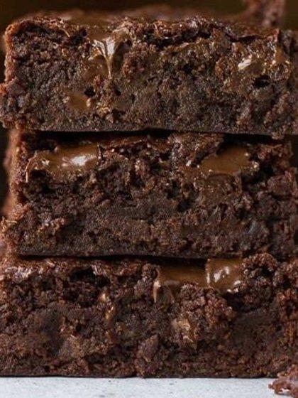 Brownies súper fit, por Gisela Pitura