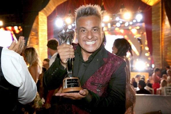 Marcelo Iripino, Mejor Cantante, por Bien Argentino