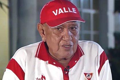 Jaime Cuéllar, presidente de la Liga de Boxeo de Valle del Cauca
