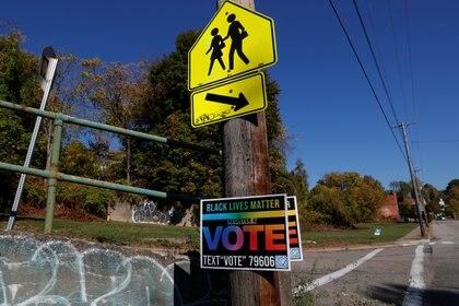Campaña electoral en EEUU.  REUTERS/Shannon Stapleton