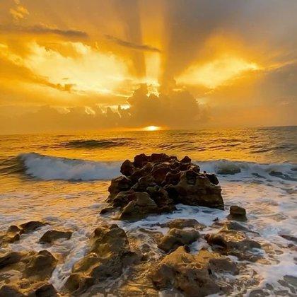 75 kilómetros de playas en la costa atlántica del estado de la Florida, más de 80 parques para explorar y 31, 000 acres de áreas naturales para caminatas y aventuras fuera de lo común (Crédito: Prensa The Palm Beaches)