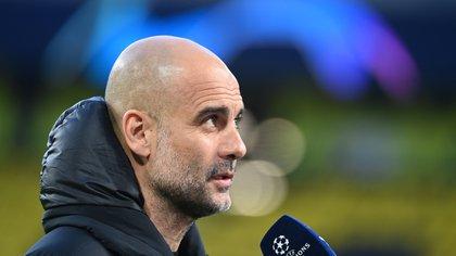 """Guardiola rompió el silencio y apuntó contra la Superliga europea: """"No es deporte si el éxito está asegurado o si no importa perder"""""""