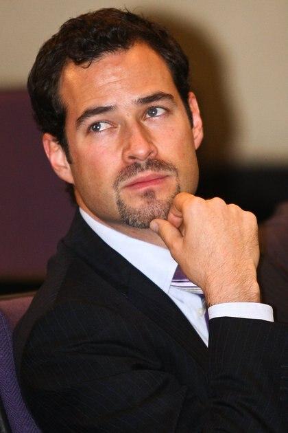 Carlos Emiliano, hijo de Carlos Salinas de Gortari, renunció al programa Executive Success Programs (ESP) (Foto: ISAAC ESQUIVEL/CUARTOSCURO)