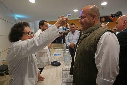 El gobernador de Jalisco, Enrique Alfaro, dijo que realizará pruebas masivas para la población a partir de este jueves. (Foto: Fernanda Carranza/Cuartoscuro)