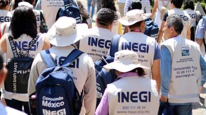 Más de 150 mil entrevistadores del INEGI recorrerán todo el territorio del país  (Foto: Cuartoscuro)