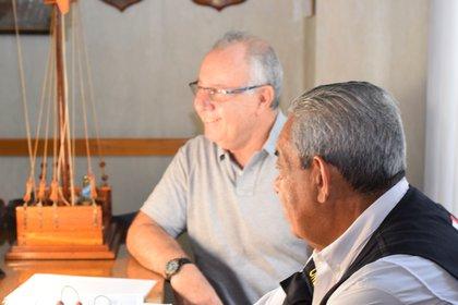Los prácticos alertan a las autoridades sobre los riesgos de la actividad marítima y fluvial