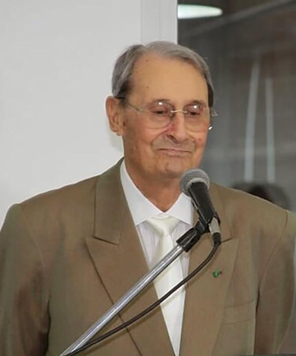 Luis Losi, directivo de la empresa constructora que lleva sunombre