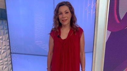 Mary Paz Banquells, ex esposa de Adame, es comadre de la veterana actriz (Foto: TV Azteca)