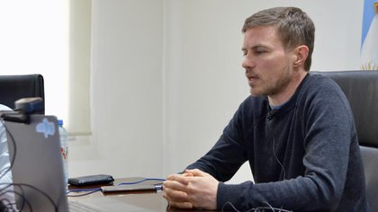 Augusto Costa, ministro de Producción, el encargado principal de la coordinación y diseño de la temporada de verano
