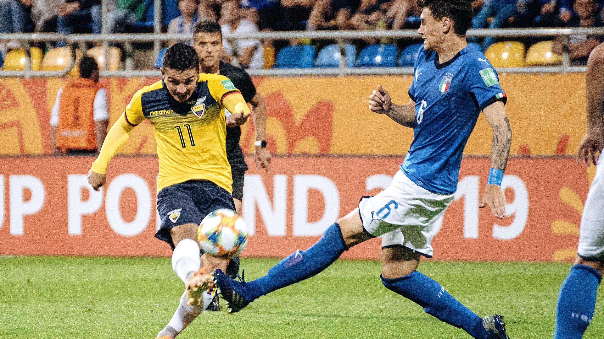 Ecuador tuvo un semestre histórico al ser campeón sudamericano y tercero en el Mundial Sub-20 (Reuters)