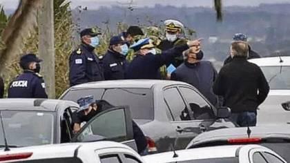 Este lunes fueron detenidas tres personas por el asesinato de los infantes de marina