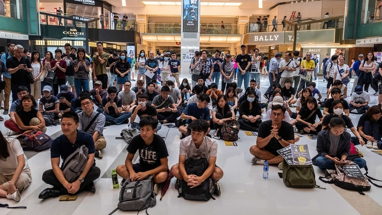 Resultado de imagen para Hong Kong quiere diálogo para poner fin a protestas