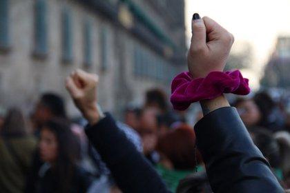 Los estados con mayor número de feminicidios en lo que va del año son el Estado de México con 47 registrados de enero a mayo, seguido de Veracruz (35), Nuevo León (30) (Foto: Andrea Murcía/Cuartoscuro.)