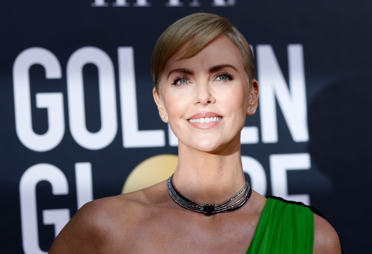 Charlize Theron. REUTERS/Mario Anzuoni