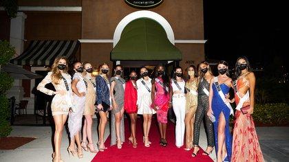 Miss Universo 2021: quiénes son las 5 favoritas a llevarse la corona